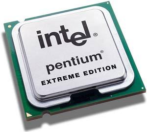 Pentium d и pentium ee первое поколение