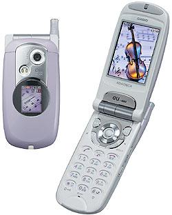 «3-мегапиксельный» мобильный телефон от Casio