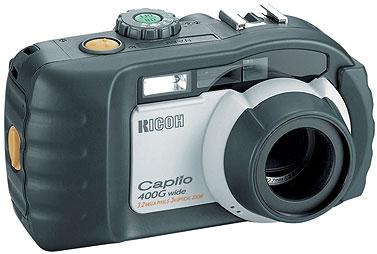 Ricoh Caplio 400G Wide