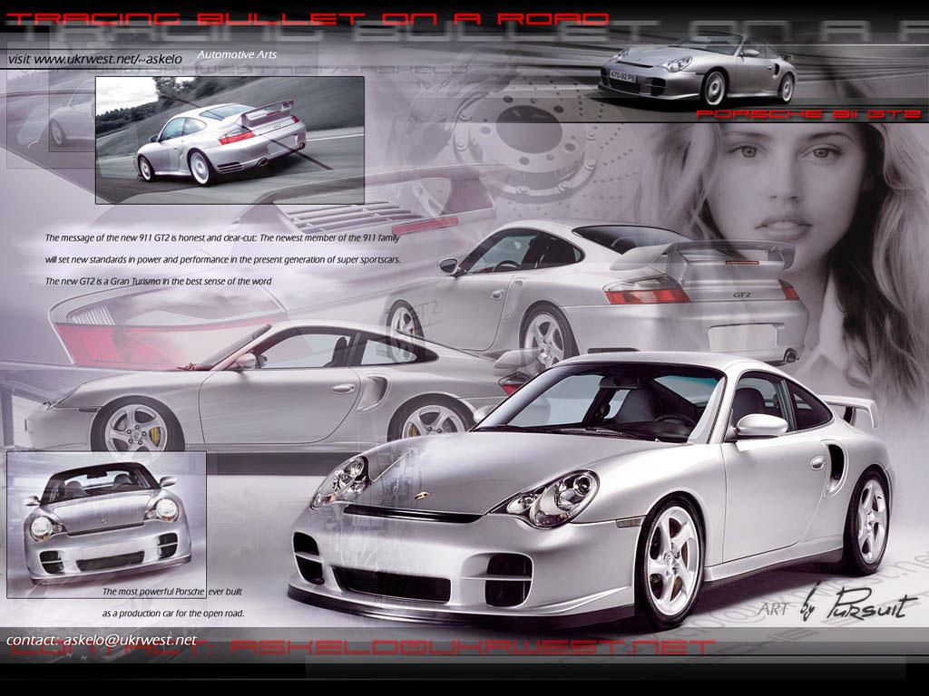 Обои для рабочего стола - Автомобили | Desktop Wallpaper - Cars